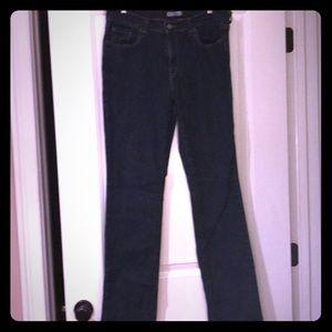 Size 12 Long Levi's 505 straight leg jeans.  NWOT